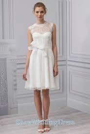 Wedding Dress Designers Uk Lace Mini Length Sash White Designer Wedding Dress On Sale Lace