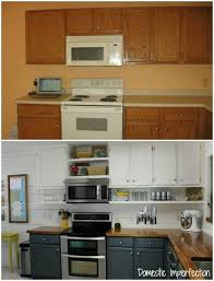 Budget Kitchen Makeover Ideas Budget Kitchen Remodel Maximize Space Diy Kitchen Makeover And