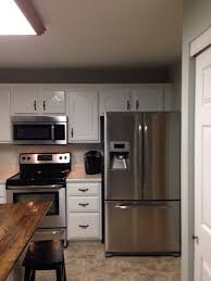 how to trim cabinet above refrigerator cabinet above refrigerator