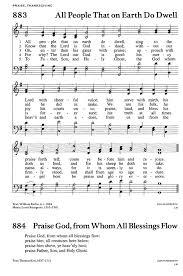 songs of praises october 2012