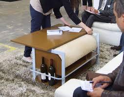 polished concrete coffee table uk coffee addicts coffee table