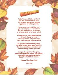 happy thanksgiving poetrytoinspire