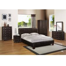 bedroom decor modern wardrobe cabinet dark wood bedroom