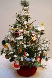 christmas tree recycled papercraft background u2014 stock photo