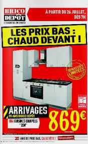 brico depot arrivage cuisine brico dépôt rennes cataloguespromo com