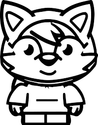 moshlings coloring pages wecoloringpage