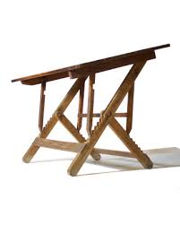adjustable height drafting table flux antique primitive saw toothed pine drafting table