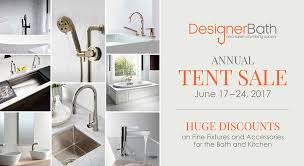 annual kitchen and bath tent sale at designer bath boston design