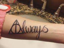 top 10 most cliché harry potter tattoos