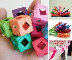 Paper Crafts - diy paper crafts