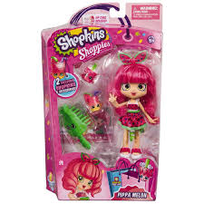 shopkins shoppies basic doll assorted the warehouse