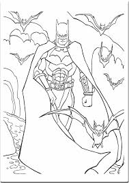 kid batman free coloring pages 14 additional