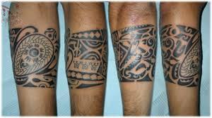 tattoo tribal na perna masculina maori na perna foto 1710 mundo das tatuagens