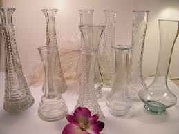 Cut Glass Bud Vase Vases Sale Furniture Beautiful Bud Vases Clear Glass Vintage Ornate 6