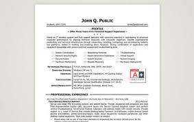 desktop support resume resume sle professional resume sle