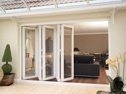 Folding Sliding Doors Interior Stylish Folding Sliding Doors For Interior Or Exterior