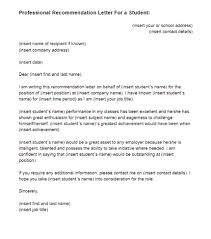 recommendation letter sample for visa mediafoxstudio com