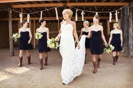 bridesmaid dresses with cowboy boots bridesmaids dresses with boots fashion style