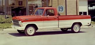 Ford Classic Truck Wheels - ford motor company timeline ford com