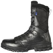 waterproof motorcycle boots 5 11 tactical evo 8 waterproof side zip boots 5 11 tactical