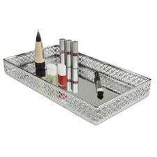 Delightful Vanity Trays For Bathroom Mirrored Trays You U0027ll Love Wayfair