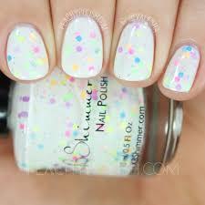 kbshimmer neon me glitter nail polish