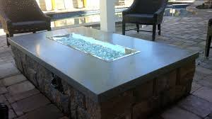 best gas fire pit tables outstanding outdoor gas fire pit tables costco wood burning stone