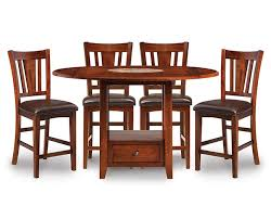 Counter Height Tables Furniture Row - Dining room table sets counter height
