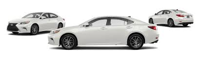 lexus es white 2017 lexus es 350 4dr sedan research groovecar