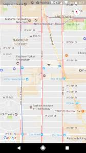 Central Park New York Google Maps by Google Maps Now Showing Internal Layouts Of Subway Stations On