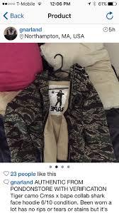legit check on a bape hoodie niketalk
