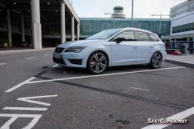 leon cupra st 280 review including exclusive interview with jordi