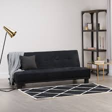 ismi faux suede sofa bed u2013 next day delivery ismi faux suede sofa bed