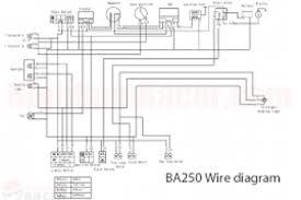 coolster 110cc wiring diagram wiring diagram