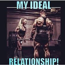 Gym Relationship Memes - swolemate google search relationship goals pinterest gym memes