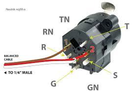 hardware wiring an xlr 1 4
