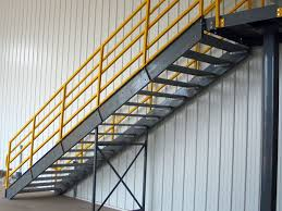Industrial Stairs Design Mezzanine Stairs Design Stairs Bespoke Scandinavian Loft Small