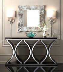 Foyer Console Table And Mirror Entryway Tables And Consoles Rustic Farmhouse Entryway Table Sofa