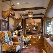 Charles Faudree Interiors Carolina Cabin Designed By Charles Faudree Traditional Home