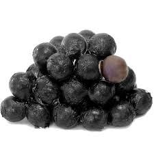 halloween chocolate balls foiled milk chocolate balls buy bulk by the pound u2022 oh nuts