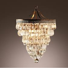 Chandelier With Crystal Balls Fashion Style Strands Ceiling Lights Crystal Lights