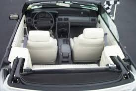 Bmw Opal White Interior 1993 Feature Mustang Introduction Triple White Fox