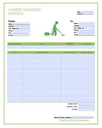 cleaning report template free carpet cleaning service invoice template excel pdf word