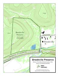 Athens Ohio Map by Brookville Preserve U2013 The Athens Conservancy