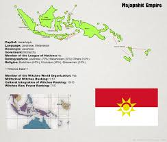 Hinduism Map Sw Map Of Majapahit By Thanytony On Deviantart