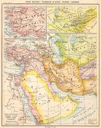 map asie asia asie antrieure turquie arabie turkestan anatolie