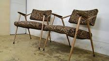 Retro Swivel Armchair Retro Furniture Ebay
