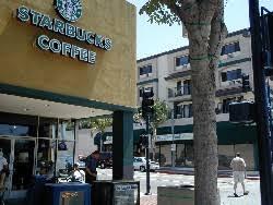 Barnes And Noble In Burbank Starbucks In Losangeles