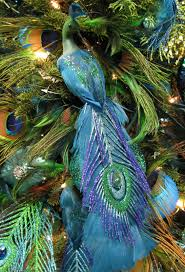 more peacock decorations arrived sequined peacocks