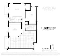 2 Bedroom Condo Floor Plans Aventura Place Condos For Sale Aventura Miami Hq Realty
